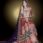 Ahsan Hussain Latest Bridal Wear Collection 2013-14 For Women (3)