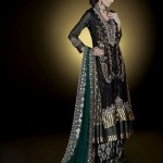 Ahsan Hussain Latest Bridal Wear Collection 2013-14 For Women (4)