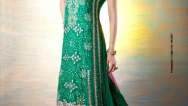 Ahsan Hussain Latest Bridal Wear Collection 2013-14 For Women (7)