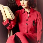 Aisha Alam Latest Winter Casual Wear Collection 2013 For Women 001