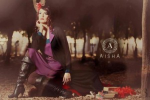 Aisha Alam Latest Winter Casual Wear Collection 2013 For Women 002