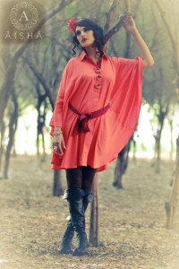 Aisha Alam Latest Winter Casual Wear Collection 2013 For Women 005