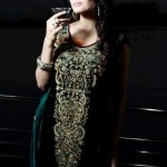 Aisha Alam Latest Winter Formal Dresses 2013 For Women 004