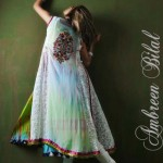 Ambreen Bilal Latest Women Semi Formal Winter Dresses 2013 003