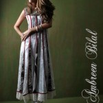 Ambreen Bilal Latest Women party frocks Winter Dresses 2013