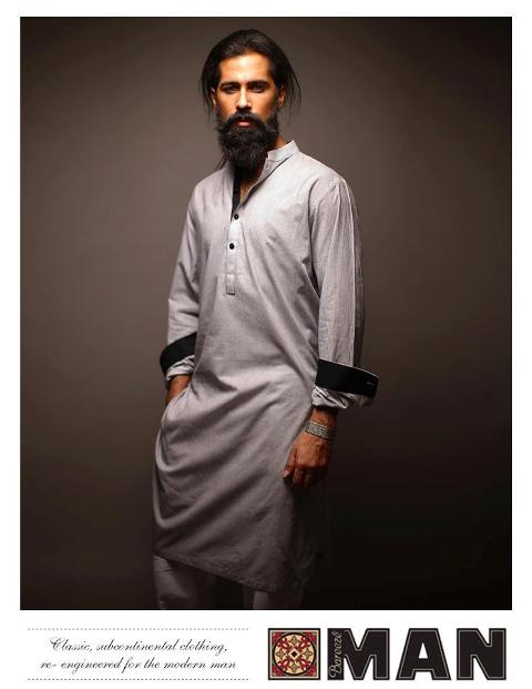 Bareeze Man Latest Winter Dresses 2012-2013 For Men 001