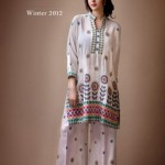 Bareeze New Winter Arrival Latest Collection 2012-2013 For Women (2)