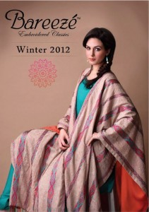 Bareeze New Winter Arrival Latest Collection 2012-2013 For Women (5)