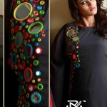 Black & White Couture Latest winter Collection 2012-13 for Women (2)