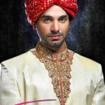 Bridal & Groom Wedding outfits Collection 2012-2013 by Fashion Heaven