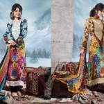 Charizma Latest Pure Printed Pashmina Winter Dresses 2012-2013 For Women 004