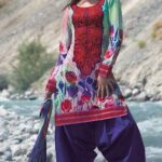 Charizma Latest Winter Dresses 2012-2013 For Women 001