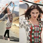 Charizma Latest Winter Dresses 2012-2013 For Women 005