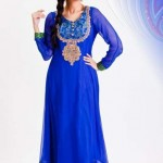 Ethnic Stylish Winter Dress New Collection 2012-13 for women (1)