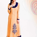 Ethnic Stylish Winter Dress New Collection 2012-13 for women