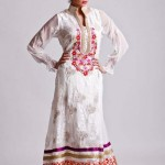 Ethnic beautiful Winter otufits New Collection 2012-13 for women (10)
