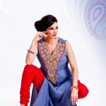 Ethnic latest Winter otufits New Collection 2012-13 for women (8)
