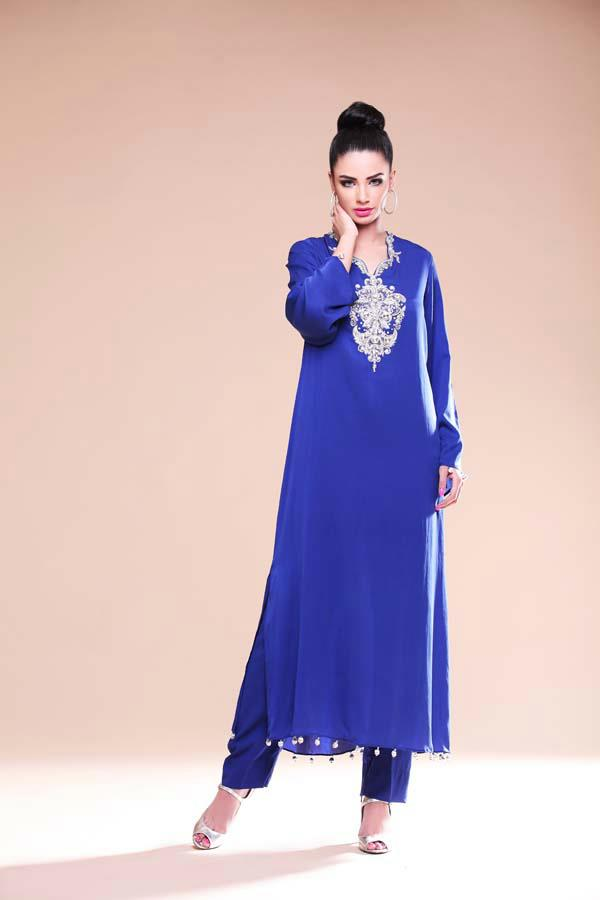 Evening Wear Latest Collection 2012-13 For Girls By Rabiya Mumtaz (2)