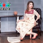 Five Star Textile Winter Dresses 2013 For Women 0012
