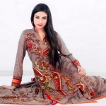 Five Star Textile Winter Dresses 2013 For Women 002