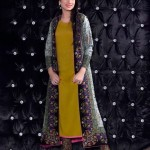 Five Star Textile Winter Dresses 2013 For Women 004