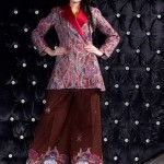 Five Star Textile Winter Dresses 2013 For Women 007