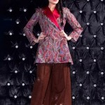 Five Star Textile Winter Dresses 2013 For Women 008