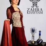 Formals & Semi Formal Dresses 2012-2013 For Women By Zahra Khayyam 004