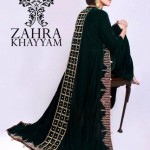 Formals & Semi Formal Dresses 2012-2013 For Women By Zahra Khayyam 005