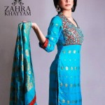 Formals & Semi Formal Dresses 2012-2013 For Women By Zahra Khayyam 007