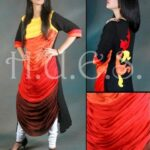 HUES latest fall winter dresses 2013 for women 001