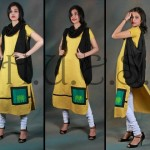 HUES latest fall winter dresses 2013 for women 005
