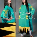HUES latest fall winter dresses 2013 for women 008