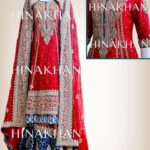 Hina Khan Latest Bridal And Formal Collection 2013 001
