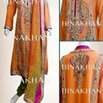 Hina Khan Latest Bridal And Formal Collection 2013 006