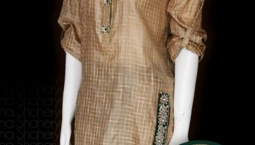Hina Shaheryar Formal Wear Collection 2013 For Women 001