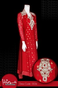 Hina Shaheryar Formal Wear Collection 2013 For Women 009