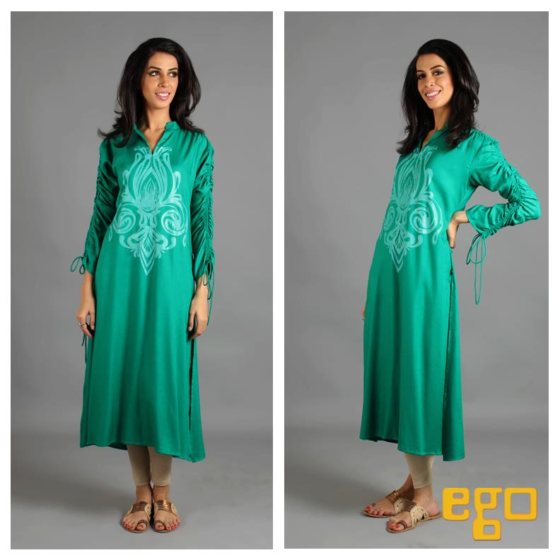 Latest Casual Wear Winter Collection 2013-2014 For Women By Ego (4)