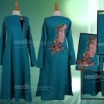 Latest Casual Wear Women Dresses collection 2013-14 By Needle Impressions (1)