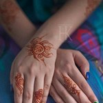 Latest Nail Art & Mehndi Designs by Hadiqa Kiani Signature Salon