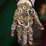 Latest Pakistani Henna Mehndi Designs 2013 For Ladies