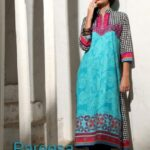 Latest Pareesa Winter Dresses For Women 2012-13 By ChenOne