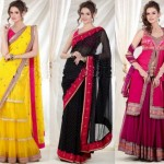 Latest Saree Arrivals 2013 By Meena Bazar 0012