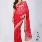 Latest Saree Arrivals 2013 By Meena Bazar 008