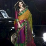Latest Saree Collection 2012-2013 By Zarine Khan 002