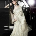 Latest Saree Collection 2012-2013 By Zarine Khan 008
