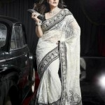 Latest Saree Collection 2012-2013 By Zarine Khan 009
