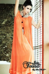 Latest Teena by Hina Butt Formals Dresses 2012-13 for Women (10)