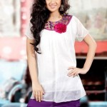 Latest Uzma Creation winter tops and tunics collection 2012-13 for women (1)