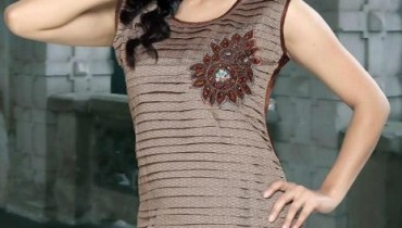 Latest Uzma Creation winter tops and tunics collection 2012-13 for women (2)